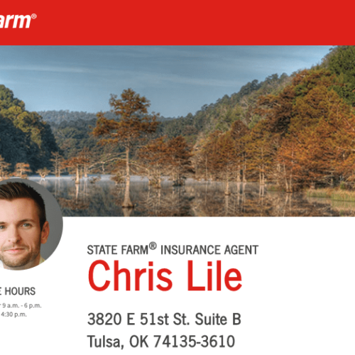 Featured Business | Chris Lile | Tulsa State Farm Agent