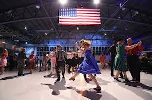 World War II Big Band Hangar Dance
