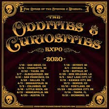Tulsa Oddities and Curiosities Expo