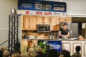 Taste of the City Cooking Show
