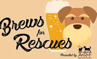 Third Annual Brews for Rescues