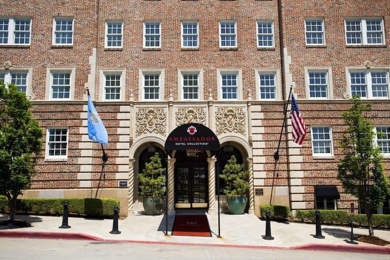 Ambassador Hotel Tulsa