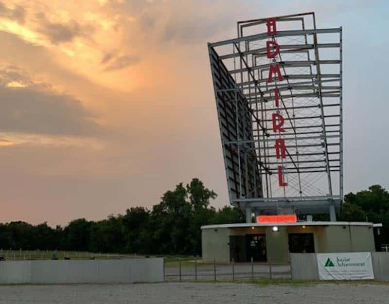 Admiral Twin Drive-In