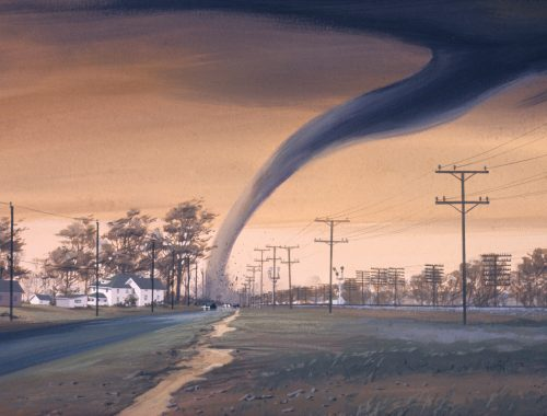 Is Tulsa Considered Part of Tornado Alley?